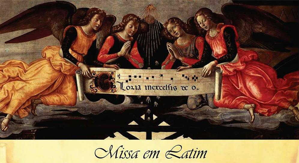 Missa votiva da Santíssima Eucaristia pelos 50 anos da Paróquia
