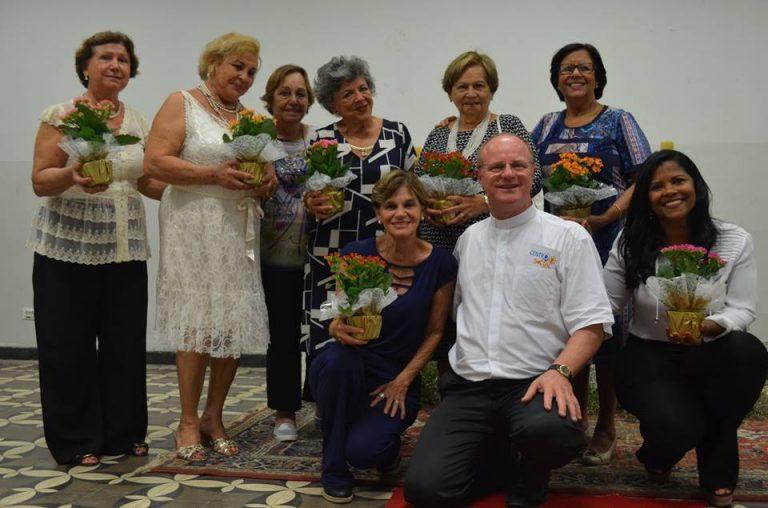 Centro Social comemora Jubileu de Ouro