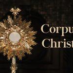 A festa de Corpus Christi