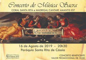 Concerto de Música Sacra
