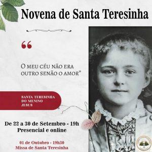 Novena de Santa Teresinha