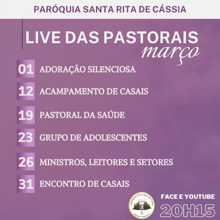 Lives das Pastorais