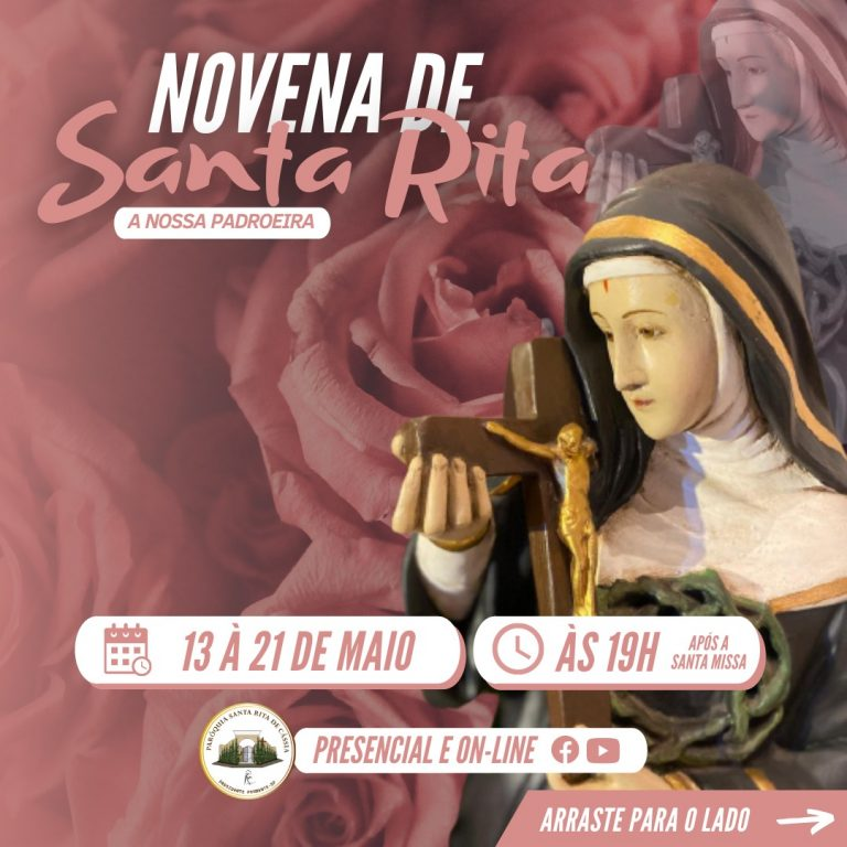 Read more about the article Novena de Santa Rita