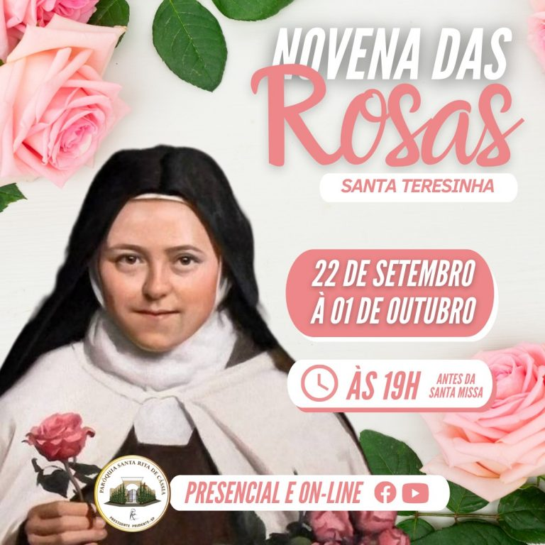 Read more about the article Novena das Rosas