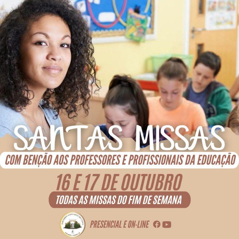 Read more about the article Parabéns a todos os Professores