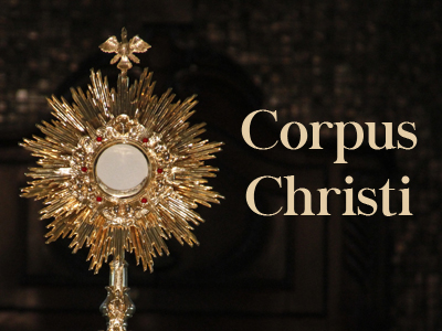 Read more about the article A festa de Corpus Christi