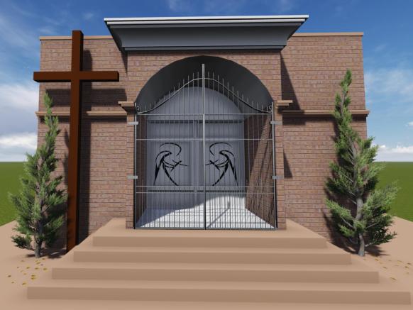 Projeto de Reforma da Capela Nsa. Sra. de Guadalupe