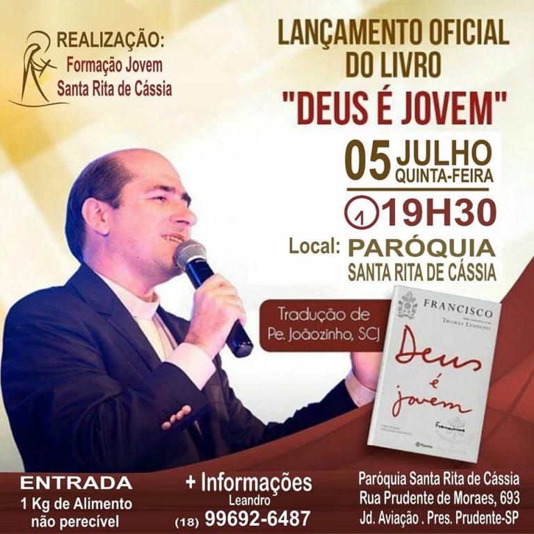 Missa com Pe Joãozinho, SCJ