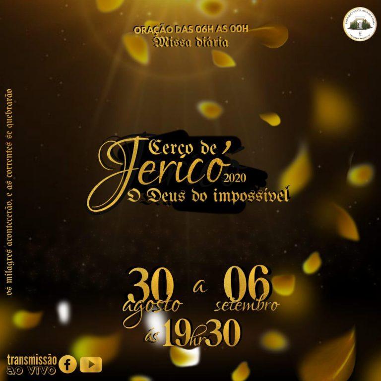 Read more about the article 9° Cerco de Jericó