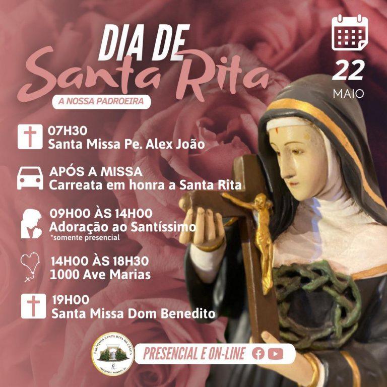 Read more about the article Vamos celebrar o dia da nossa padroeira